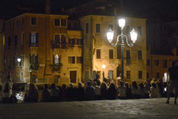 Visita notturna Venezia
