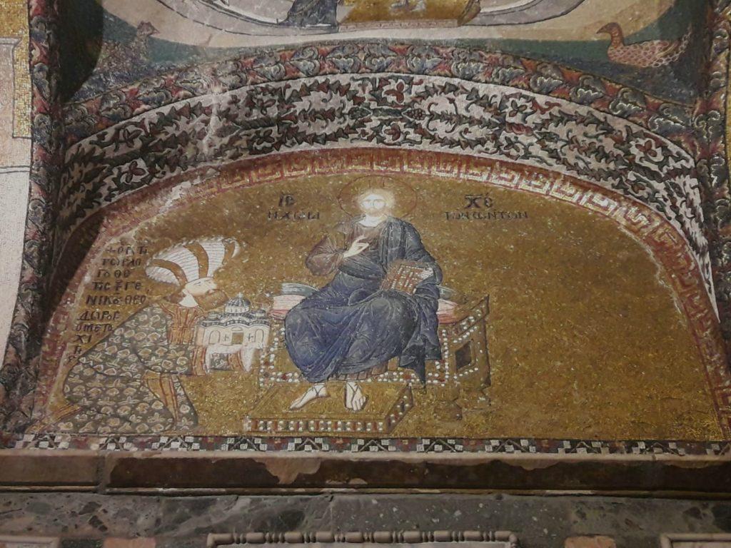 Mosaici a San Salvatore in Chora, Istanbul