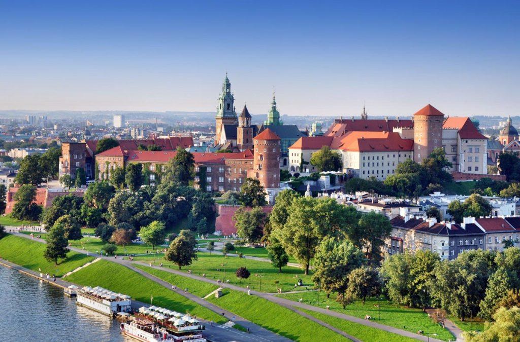 Vacanza di tango Cracovia