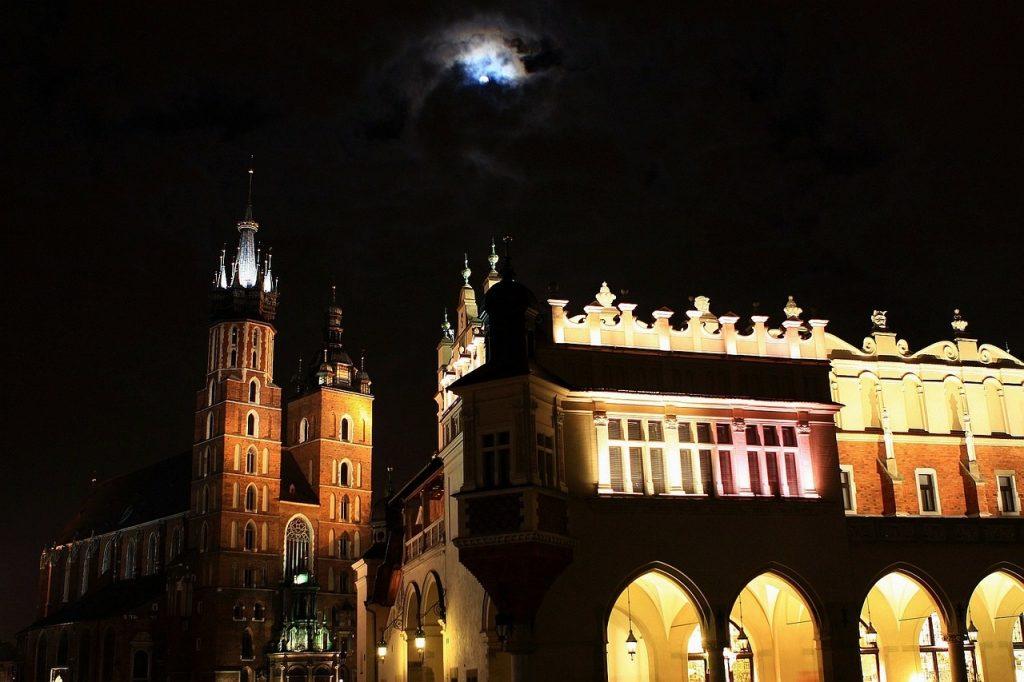 Vacanza tango Cracovia