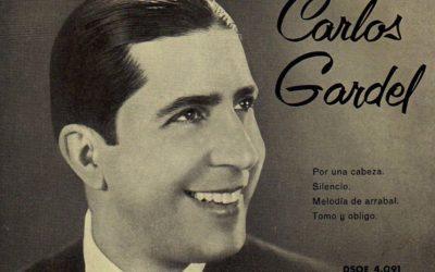 Curiosità su Carlos Gardel
