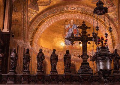 Visita notturna alla Basilica di san Marco