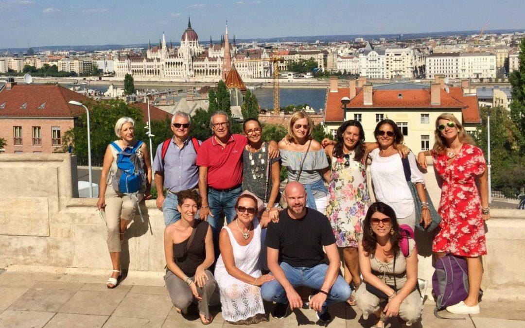 Diario di viaggio della vacanza tango a Budapest estate 2017