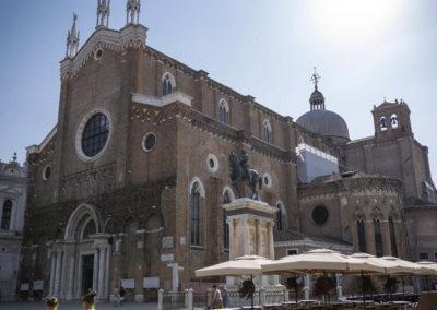 Visita guidata Basilica Santi Giovanni e Paolo