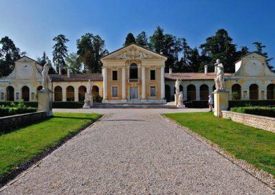 Visita guidata a Villa Emo e Villa Barbaro