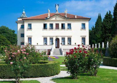 Visita guidata alla Villa Valmarana ai Nani