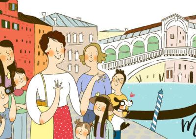 Visita guidata a Venezia per famiglie: Palazzo Ducale
