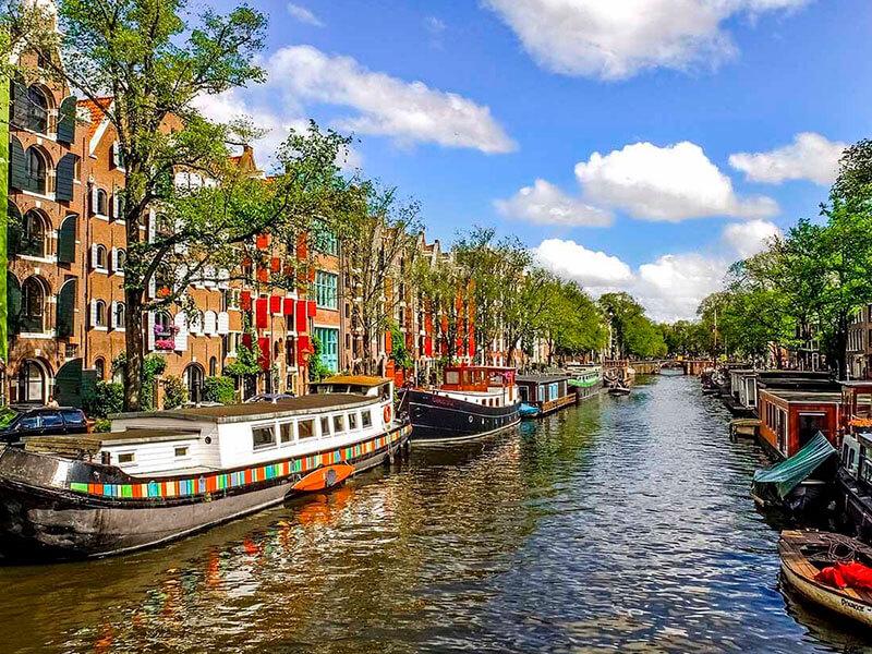Vacanza tango ad Amsterdam 2020