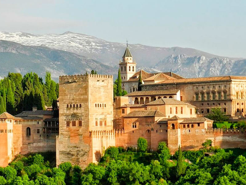 Vacanza tango in Andalusia 2020