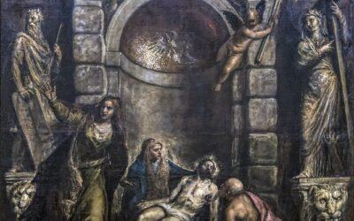 La pietà di Tiziano, il suo testamento