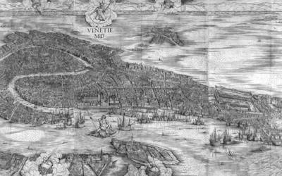 La mappa di Venezia di Jacopo de' Barbari